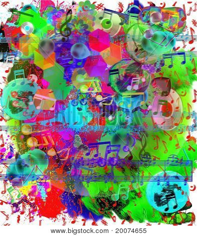 Music Abstraction