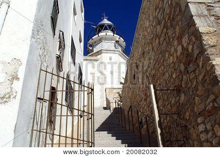 Peniscola (Castellon) Costa Azahar, Spain, Maestrat Baix