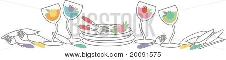 Cocktail party summer drinks catering header