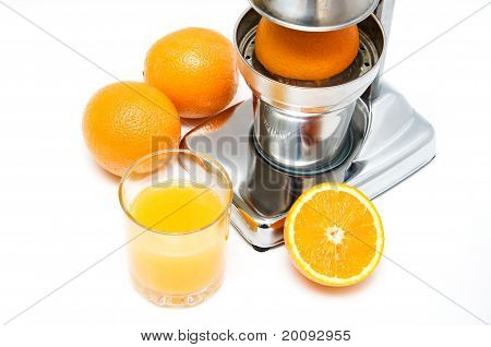 Orange Fresh Juice