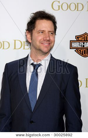 LOS ANGELES - FEB 14:  Jamie Kennedy arrives at the