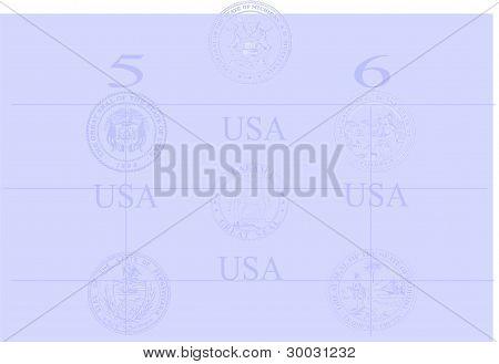 USA Passport Background Paper