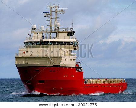 Platform Supply Ship