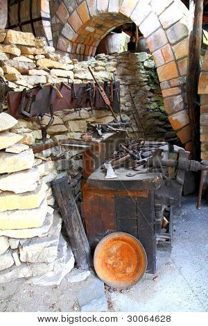 Old Blacksmith