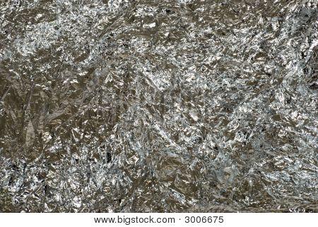 Tin Foil Background