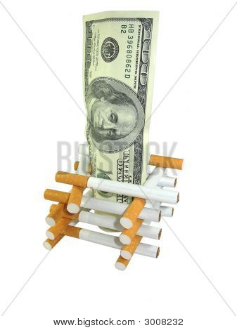 Cigarettes With Money