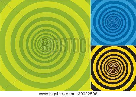 Spiral background Pattern