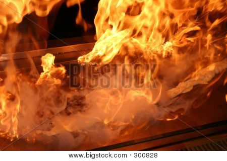 Flambe Fire