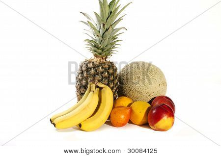 Fruits and more Fruits