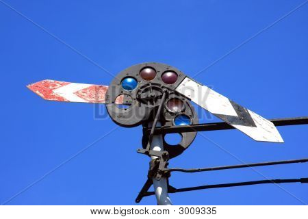 Railroad Train Signal