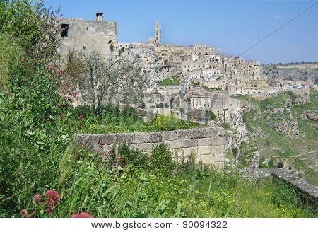 Matera, Sassi Village