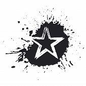 Star Icon, Star Icon Eps10, Star Icon Vector, Star Icon Eps, Star Icon Jpg, Star Icon Vintage, Star  poster