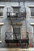 New York Fire Escape