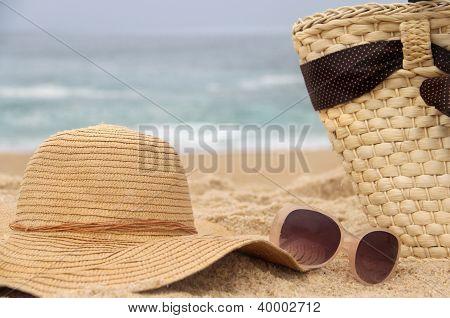 Artigos de praia