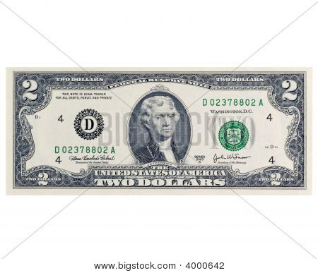 Two Dollars Bill