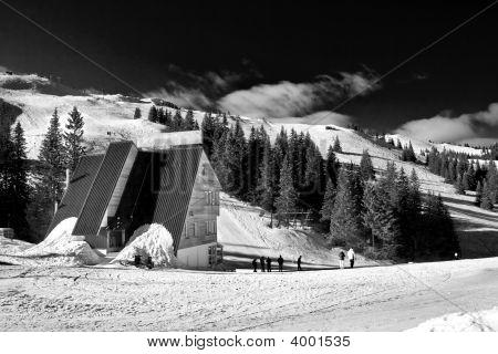 Jahorina Ski Center, Bosnia And Hercegovina