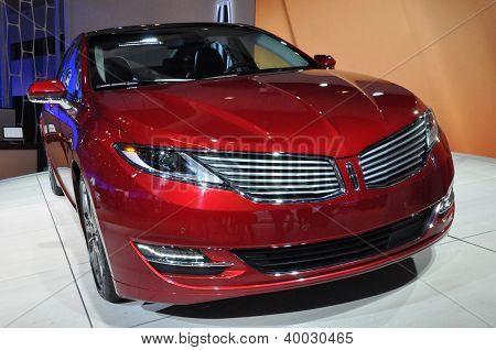 Lincoln MKZ Car