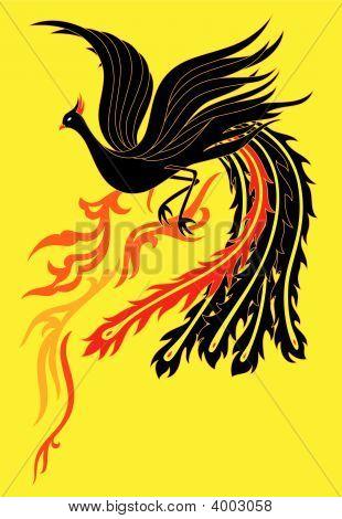 Black phoenix.