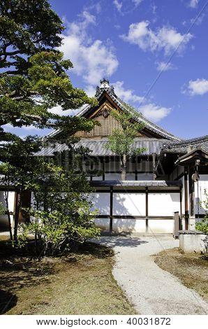 Castelo de Nijo residência do Shogun, Kyoto, Japão