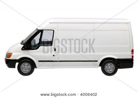 White Van Side