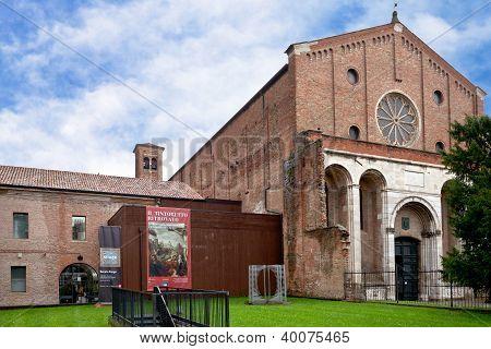 Civic Museum In Padua, Italy