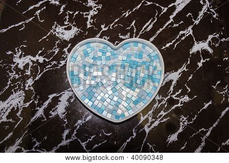 Ceramic Heart Shape