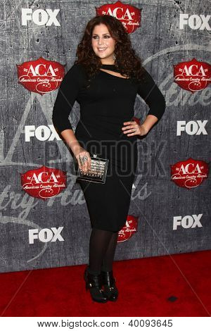.LOS ANGELES - DEC 10:  Hillary Scott arrives to the American Country Awards 2012 at Mandalay Bay Resort and Casino on December 10, 2012 in Las Vegas, NV