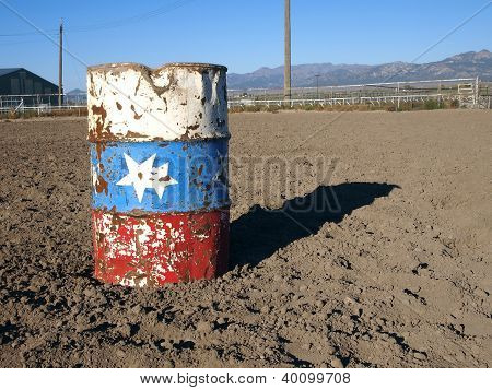 Rodeo Barrel