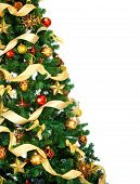 picture of christmas party  - Christmas Tree and decorations - JPG