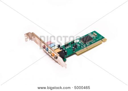 Sound Card Isolated