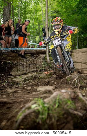 Uci World Cup Downhill 2013, Mont Ste-anne, Beaupre, Canada