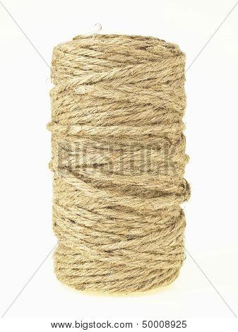 Hemp Rope Roll