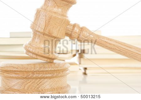 Acting On Behalf Of The Court