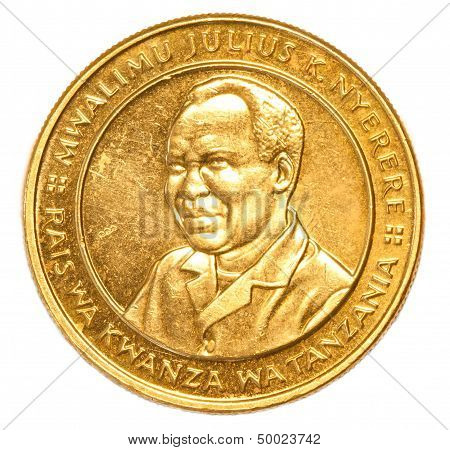 100 Tanzanian Shilling Coin