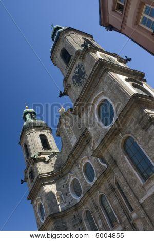 Innsbruck-Kathedrale