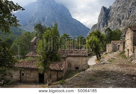 Bulnes Principality Of Asturias, Spain