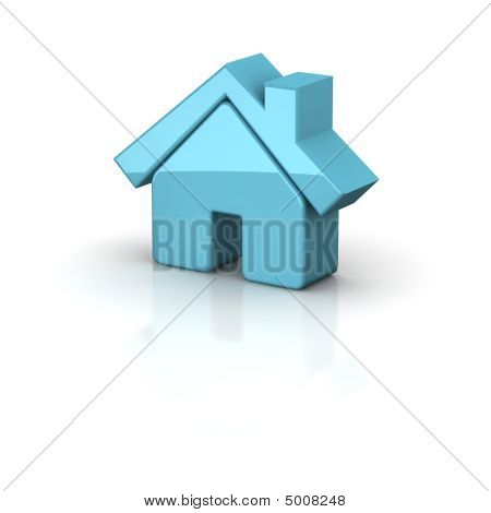 Shiny House Icon