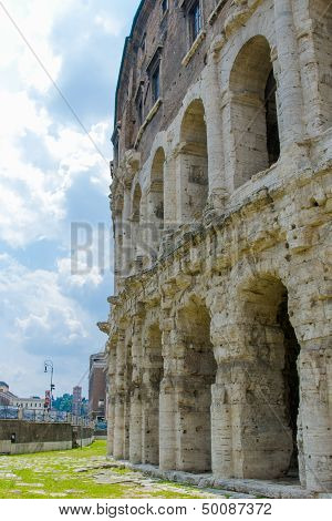 Theatre Of Marcellus,rome