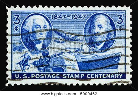 Postage Stamp 1947