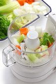 stock photo of food processor  - food processor - JPG
