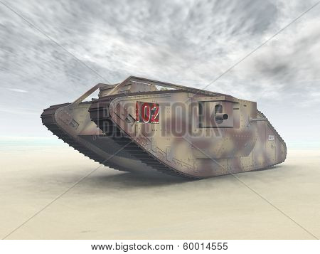 British Heavy Tank