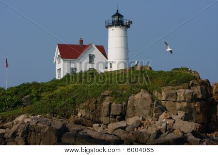 Cape Neddick Lighthouse II