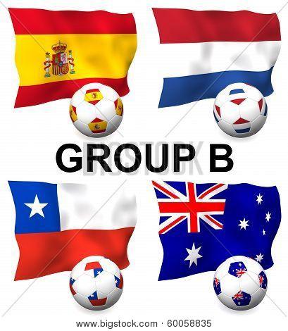 Group B Football