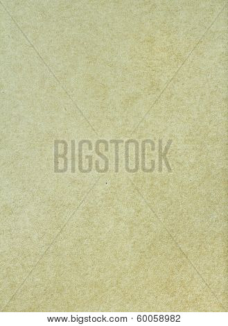 Designed Retro  Green Natural Recycled Paper Texture, Background