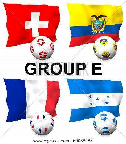 Group E Football