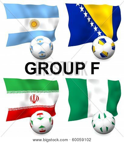 Group F Football