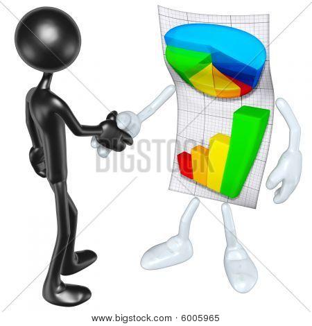 Business Report Handshake