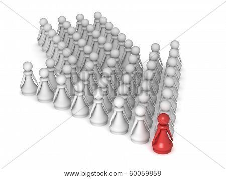 Pawn Ahead