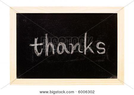 Blackboard Written
