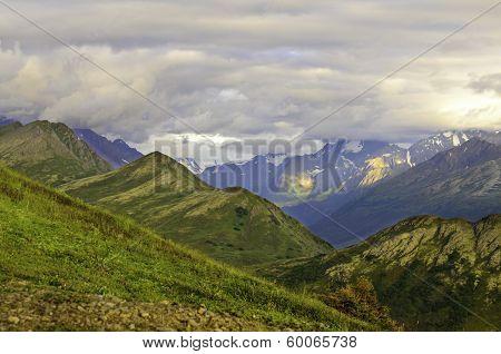 Alaska hills